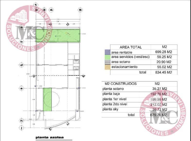 Foto Edificio Comercial en Renta en  Zona comercial Galerías,  Aguascalientes  EDIFICIO EN RENTA CC GALERIAS 2