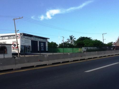 Foto Terreno en Renta en  Renacimiento,  Veracruz  TERRENO EN VENTA/RENTA AV.RAFAEL CUERVO