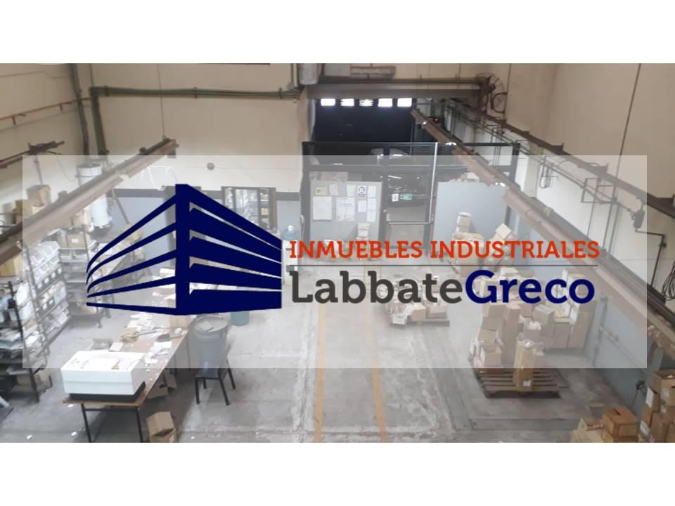Foto Nave Industrial en Alquiler en  Tablada,  La Matanza  Lambare  al 5200