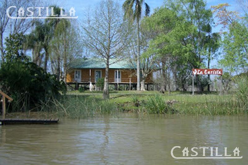 Foto Casa en Venta en  Zona Delta San Fernando,  San Fernando  ARROYO LA BARQUITA entre  y