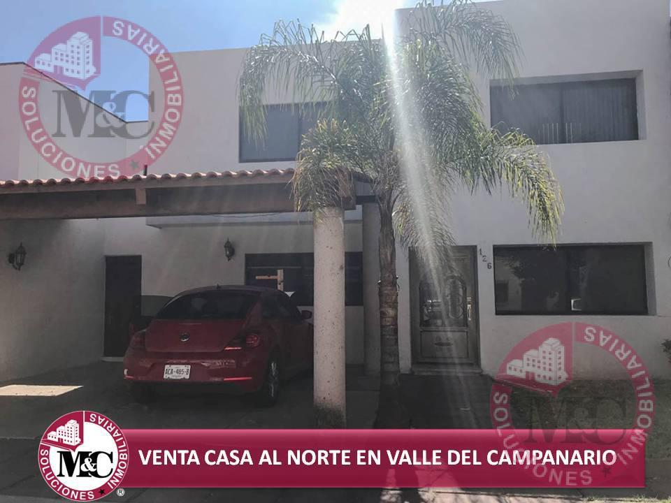 Foto Casa en Venta en  Fraccionamiento Valle del Campanario,  Aguascalientes  MC VENTA CASA EN VALLE DEL CAMPANARIO AL NORTE DE AGUASCALIENTES