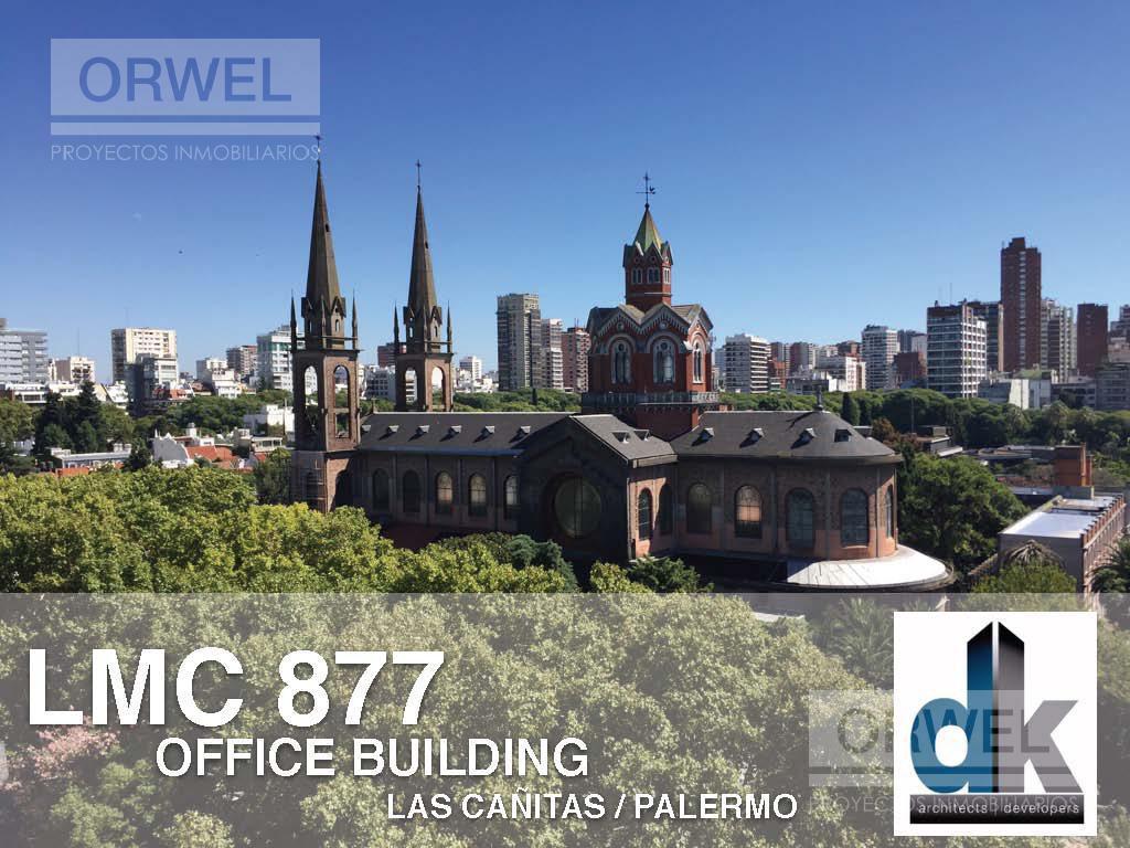 Foto Oficina en Alquiler en  Belgrano ,  Capital Federal  Luis Maria Campos 800 y Maure