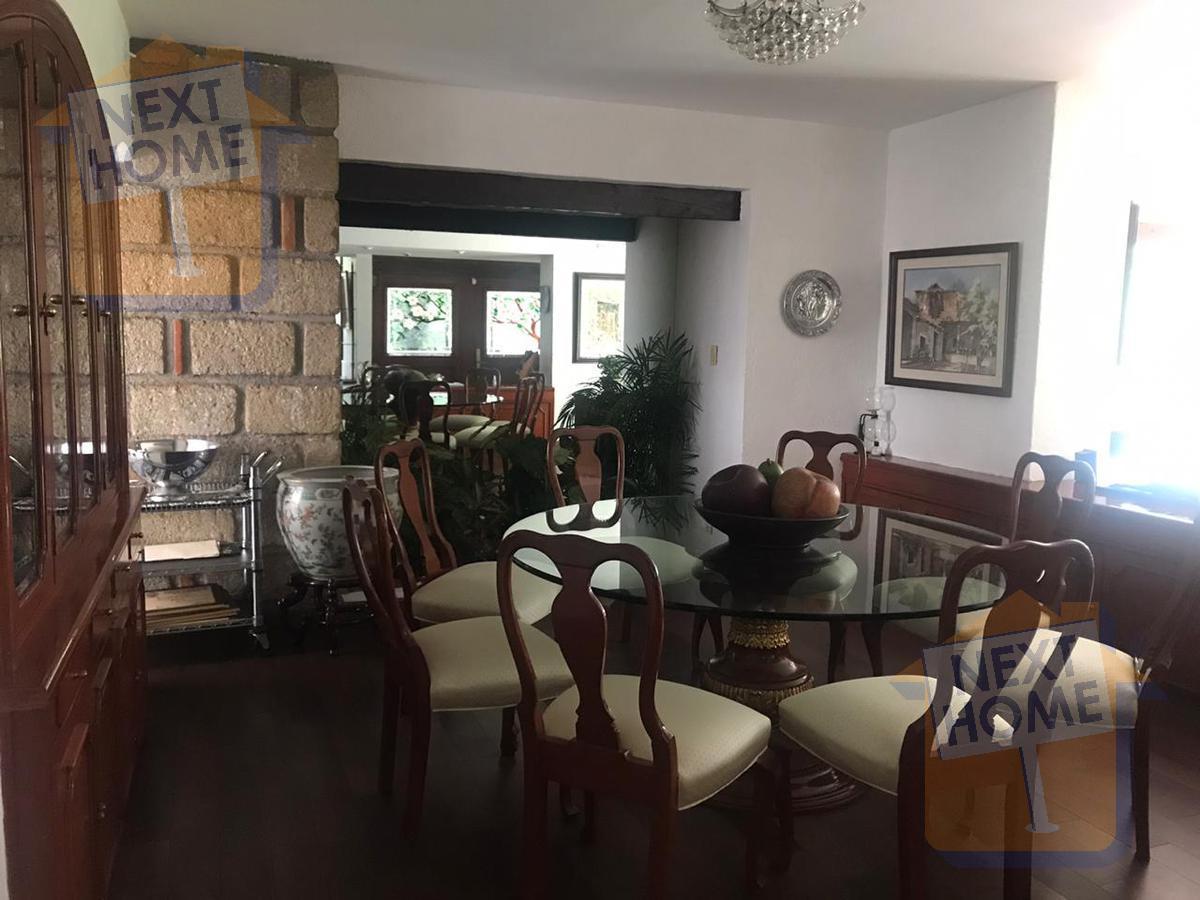 Foto Casa en condominio en Venta en  San Bartolo Ameyalco,  Alvaro Obregón  VENTA CASA en CONDOMINIO