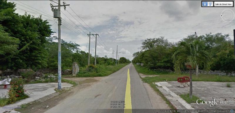 Baca, Yucatán Terreno de 20,000m2 en Venta