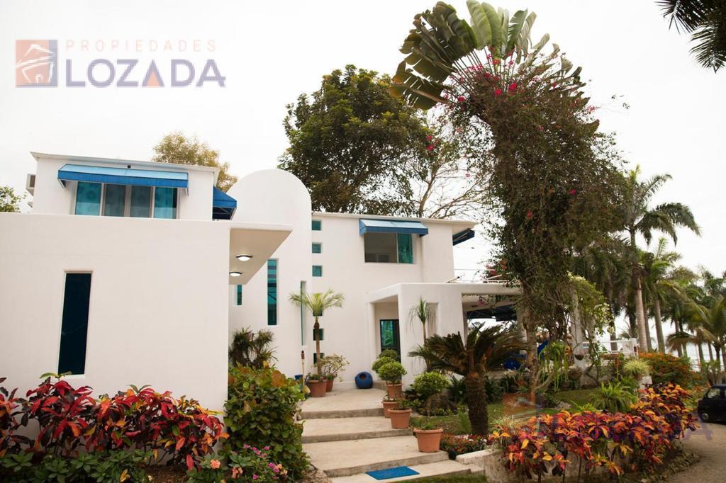 Foto Casa en Venta en  Olon,  Ruta del Sol  Vendo casa San Jose Las Nuñez frente al oceano
