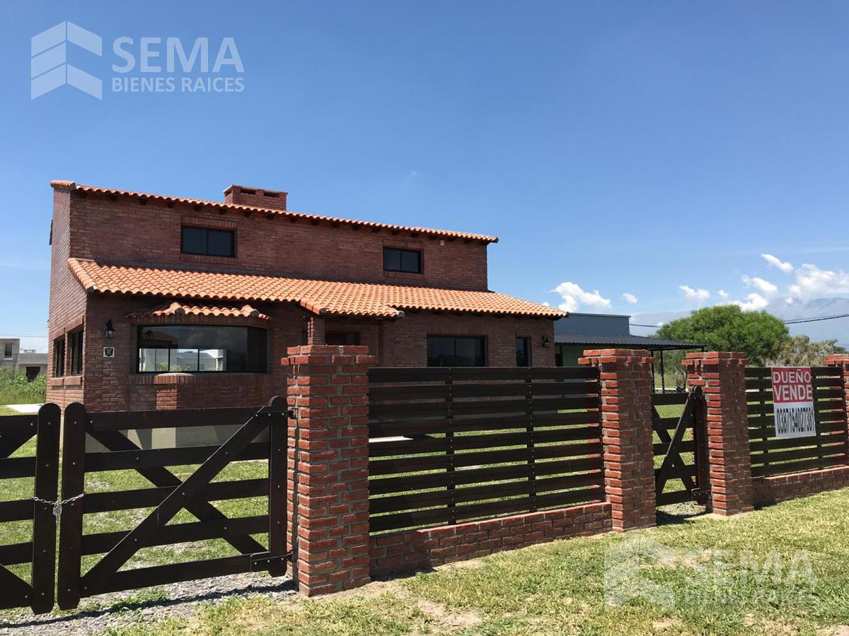 Foto Casa en Venta en  Colon,  Cerrillos  El Mollar I, Cerrillos Salta
