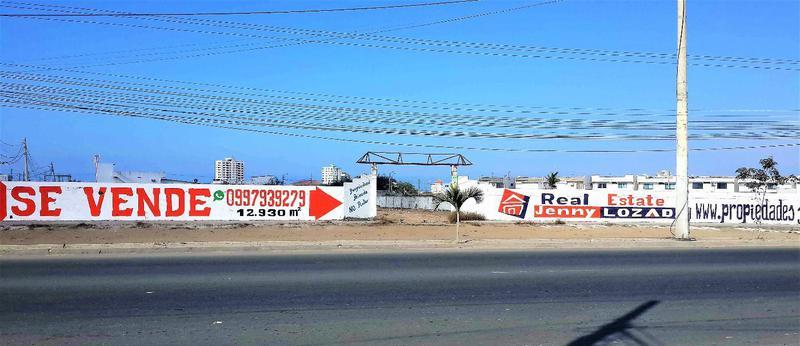 Foto Terreno en Venta en  Salinas ,  Santa Elena      Vendo Terreno Salinas -  Excelente Macrolote  para Inversionistas