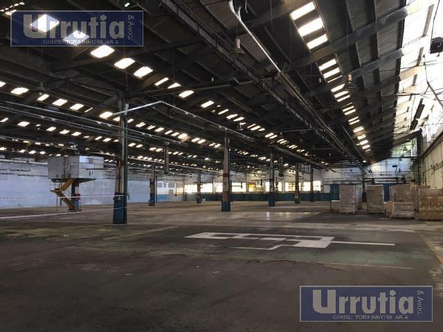 Foto Nave Industrial en Venta | Alquiler en  Moron ,  G.B.A. Zona Oeste  VALENTIN GOMEZ 201