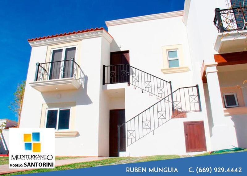 Foto Casa en Venta en  Fraccionamiento Mediterráneo Club Residencial,  Mazatlán  Fraccionamiento Mediterráneo Club Residencial