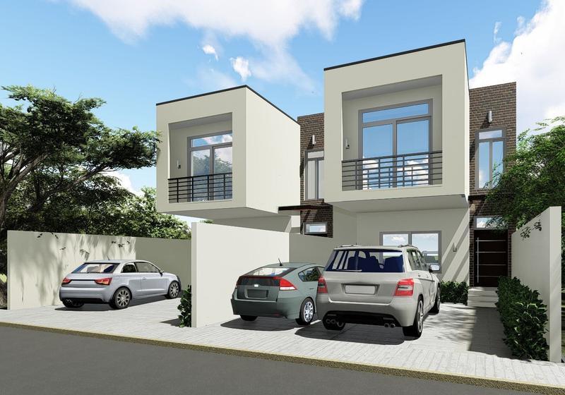 Foto Casa en condominio en Venta en  El Barrial,  San Pedro Sula  Duplex en preventa en El Barrial
