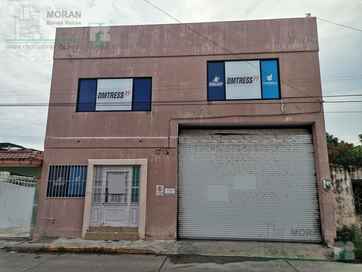 Foto Bodega de guardado en Renta en  Lázaro Cárdenas,  Coatzacoalcos  Calle Matamoros No. 57, Colonia Lázaro Cárdenas, Coatzacoalcos, Ver.