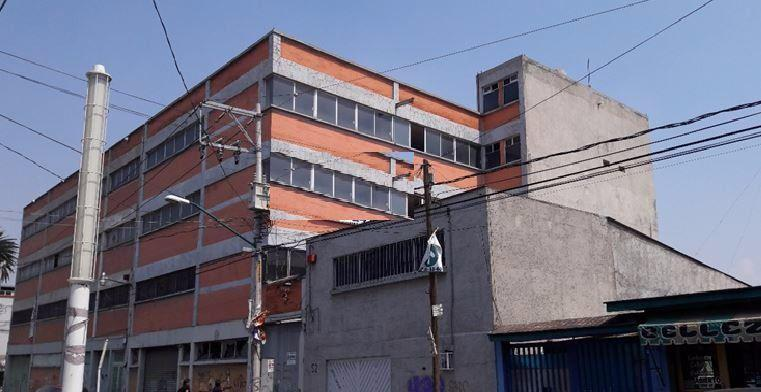 Foto Edificio Comercial en Venta en  Agrícola Pantitlan,  Iztacalco  PANTITLAN, EDIFICIO COMERCIAL, VENTA, IZTACALCO, CDMX.