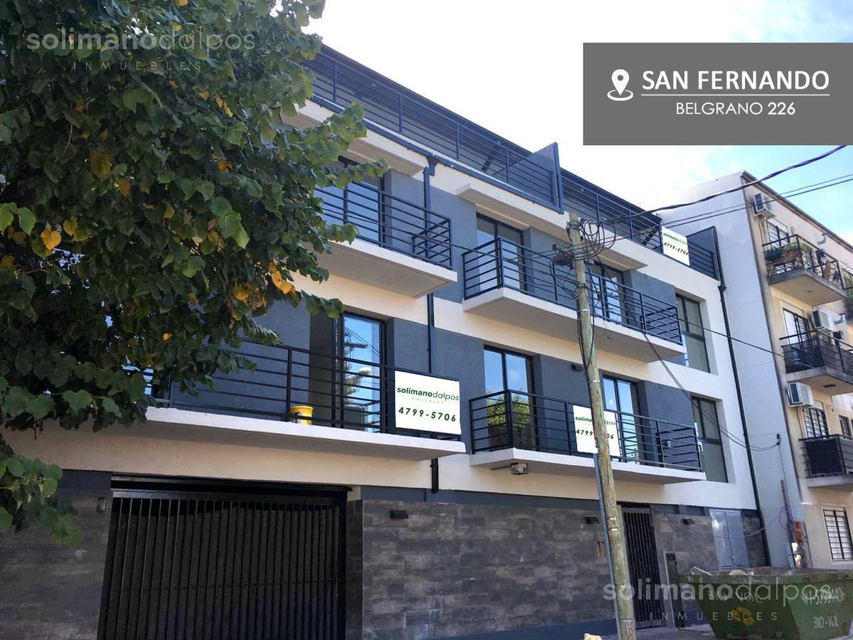 Foto Departamento en Alquiler en  San Fernando,  San Fernando  Belgrano 226