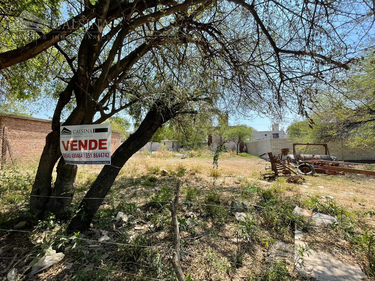 Foto Terreno en Venta en  Lomas Sur,  Villa Allende  Amazonas casi esq. Mendoza