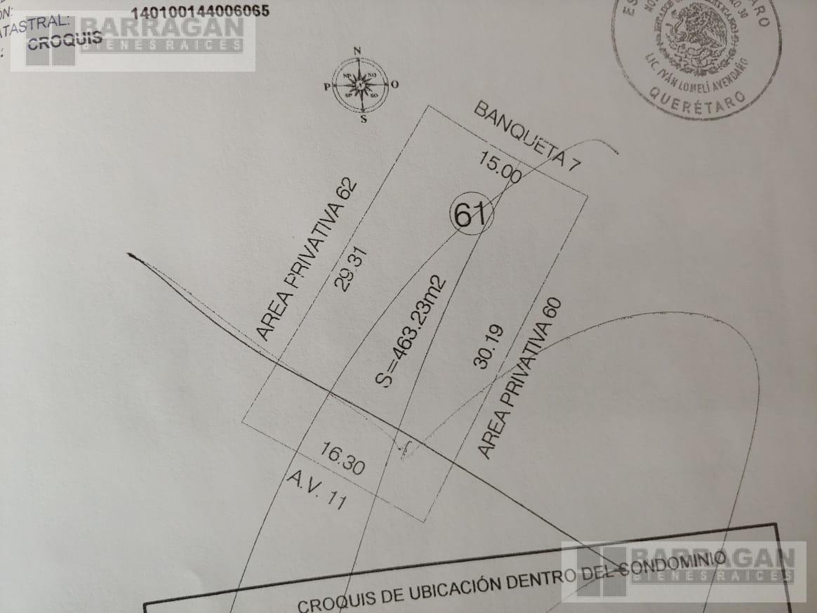 Foto Terreno en Venta en  Altozano el Nuevo Queretaro,  Querétaro  Terreno en Venta Altozano, Querétaro