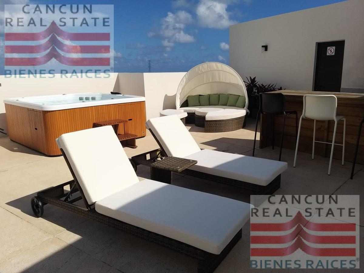 Foto Departamento en Renta en  Bosque de Cristo Rey,  Solidaridad  Departamento Playa del Carmen  venta renta