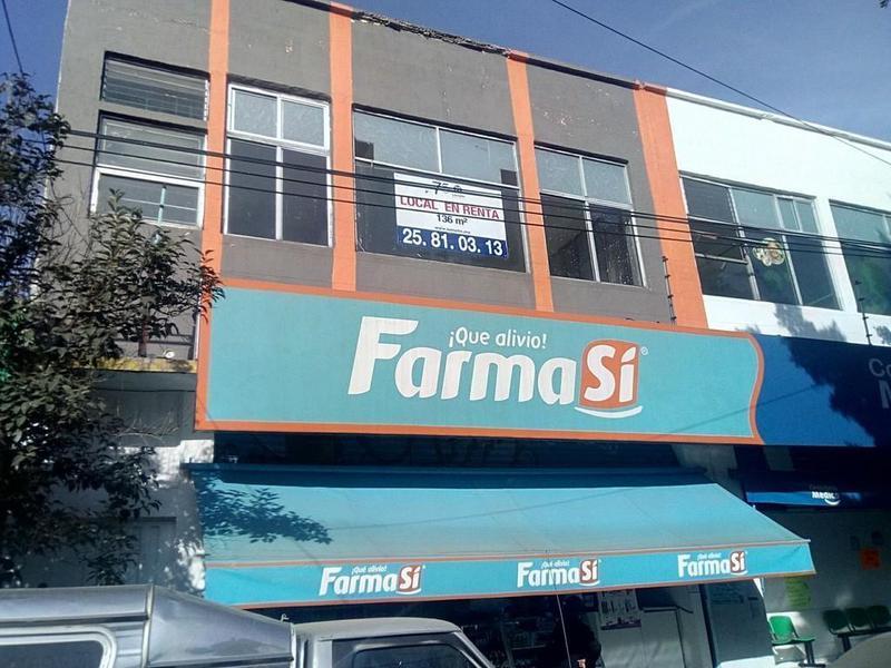 Foto Local en Renta en  Fernando Casas Alemán,  Gustavo A. Madero  Puerto DE Coatzacoalcos 106