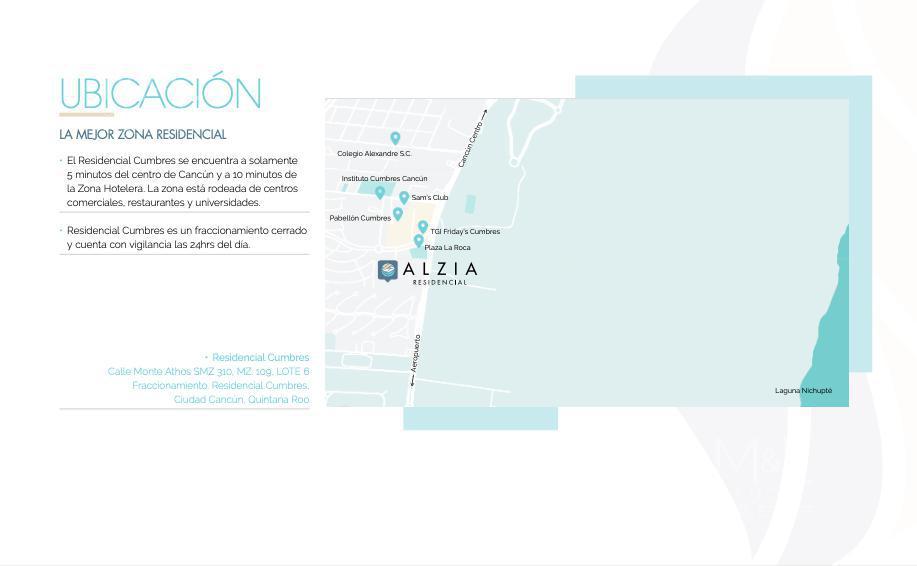 Foto Departamento en Venta en  Residencial Cumbres,  Cancún  Departamento en Venta en Cancún, RESIDENCIAL ALZIA, 4 recámaras, CUMBRES