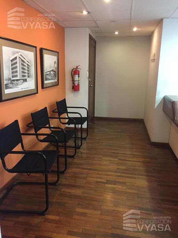 Foto Oficina en Venta en  Centro Norte,  Quito      Carolina - Alpallana, oficina de 110 m2 en venta