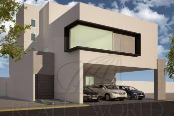 Foto Casa en Venta en  Privada Fundadores 1 Sector,  Monterrey  CASA NUEVA EN VALLE ORIENTE