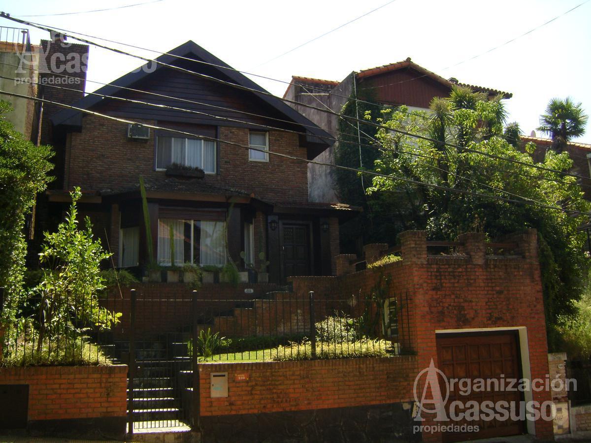 Foto Casa en Venta en  S.Isi.-Libert./Lasalle,  San Isidro  España al 600