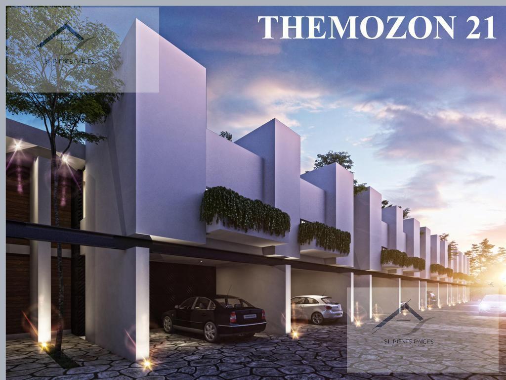 Foto Departamento en Renta en  Temozon Norte,  Mérida  Themozon 21 departamento en venta o renta con o sin muebles.