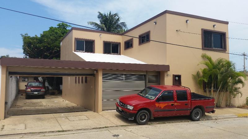Foto Casa en Renta en  Petrolera,  Coatzacoalcos  Estado de Veracruz No. 404, entre Estado de Zacatecas y Jalisco, Colonia Petrolera, Coatzacoalcos, Veracruz