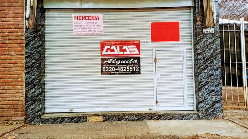 Foto Local en Alquiler en  San Antonio De Padua,  Merlo  Zarate 219, al 200