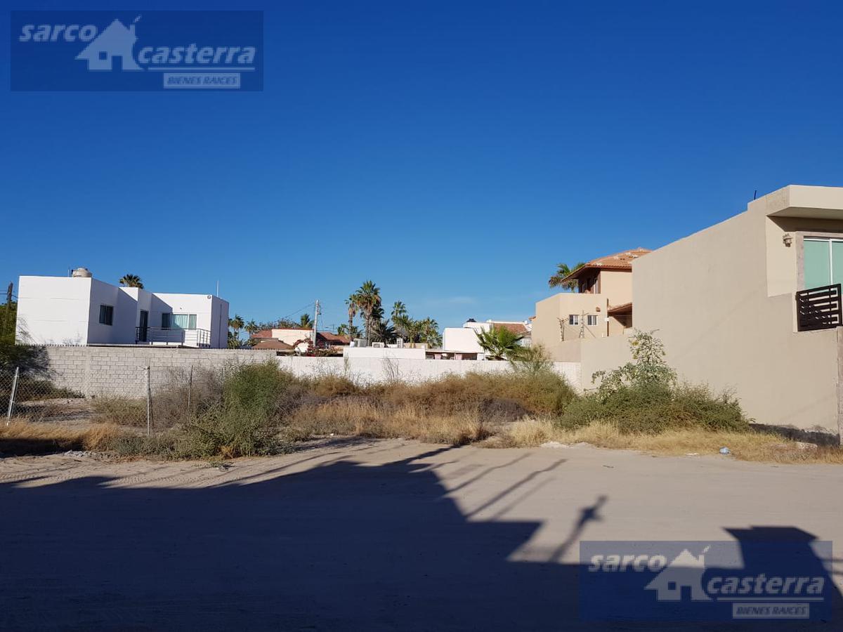 Foto Terreno en Venta en  Benito Juárez,  La Paz  TERRENO LA POSADA