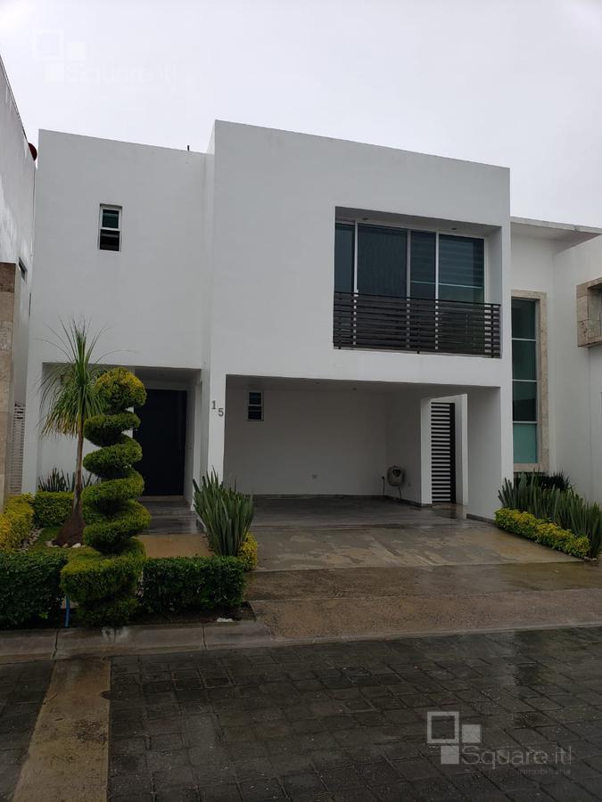 Foto Casa en Renta en  Fraccionamiento Lomas de  Angelópolis,  San Andrés Cholula  Casa en Renta Cuetzalan No. 15, Puebla Blanca, Lomas de Angelópolis II, San Andrés Cholula, Puebla.