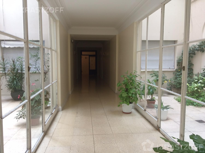 Departamento-Alquiler-Recoleta-Juncal e/ Callao y Riobamba