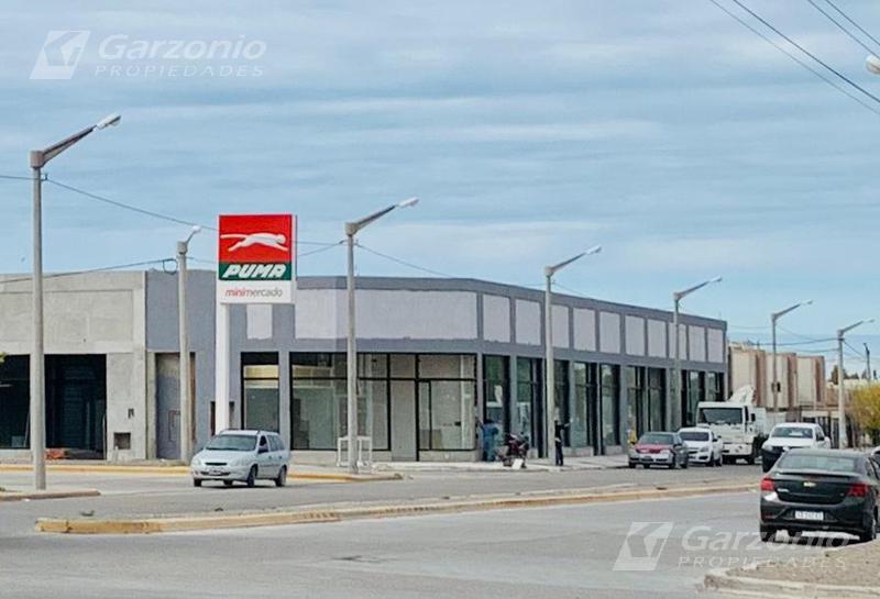 Foto Local en Venta en  Trelew ,  Chubut  último Local al Pozo, Avenida Musters a metros de Michael Jones