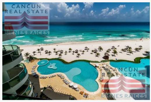 Foto Departamento en Venta en  Zona Hotelera,  Cancún  Departamento Cancún