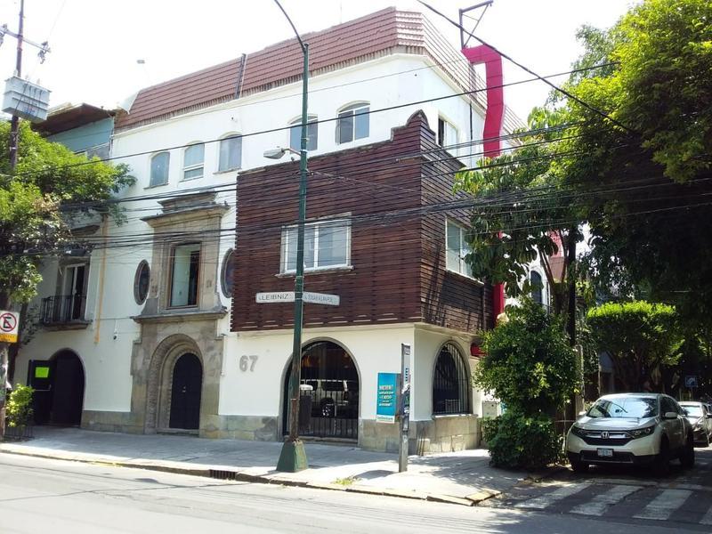 Foto Casa en Renta en  Anzures,  Miguel Hidalgo  ANZUREZ- Ideal para restaurant-bar con terraza