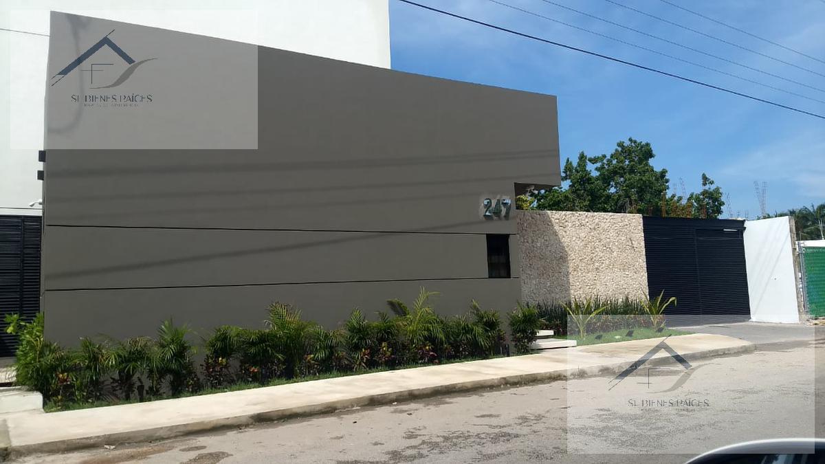 Foto Departamento en Renta en  Montes de Ame,  Mérida  Departamentos Manku  en Renta
