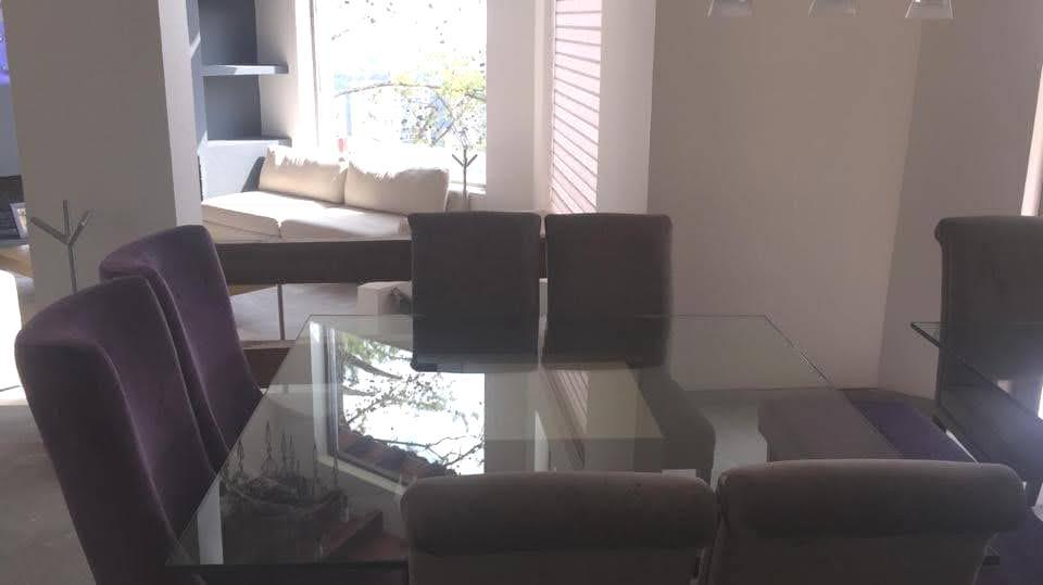 Foto Casa en condominio en Renta en  Contadero,  Cuajimalpa de Morelos  Contadero, renta casa en condominio amueblada en Arteaga y Salazar (VG)