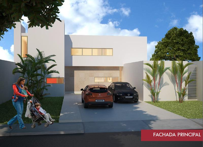 Foto Casa en Venta en  Pueblo Dzitya,  Mérida  Bellavista III