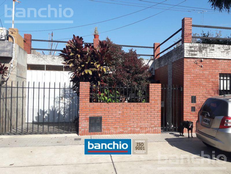COCHABAMBA al 6200, Rosario, Santa Fe. Venta de Casas - Banchio Propiedades. Inmobiliaria en Rosario