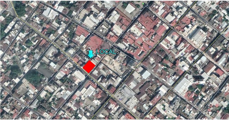 Foto Local en Renta en  12 de Diciembre,  Tapachula  SKG Renta Edificio Comercial en  Av. Sexta Norte, Tapachula