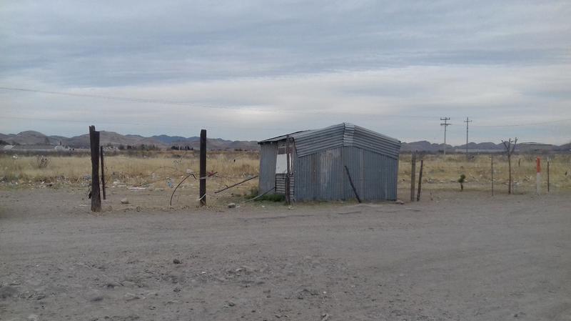 Foto Terreno en Renta en  El Sacramento,  Chihuahua  RENTA TERRENO COMERCIAL EN CARRETERA A CD JUAREZ KM 31