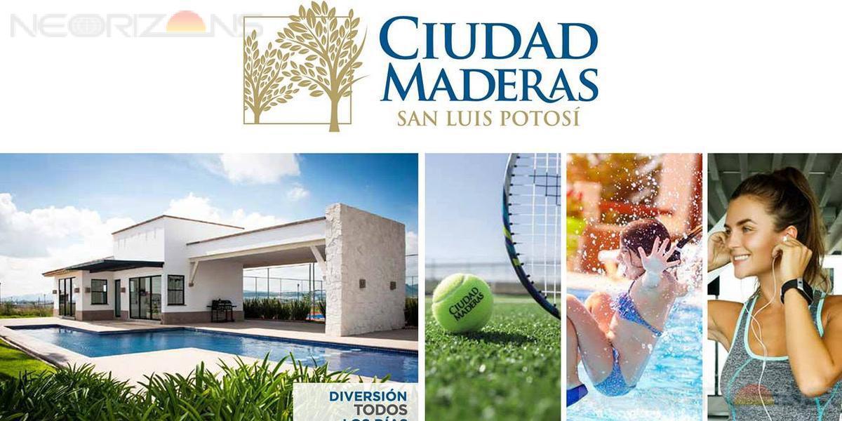 Foto Terreno en Venta en  Villa de Reyes,  Villa de Reyes  Oportunidad!! Lote de Terreno Residencial en  Condominio Maple Cd Maderas Zona Industrial de SLP