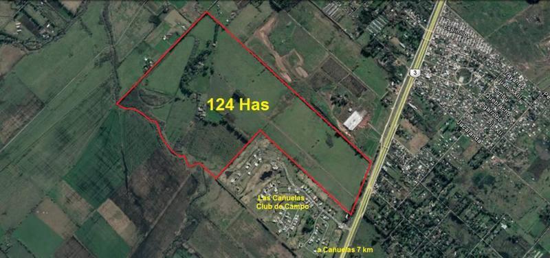 Foto Campo en Venta en  Cañuelas ,  G.B.A. Zona Sur  Ruta 3 cañuelas