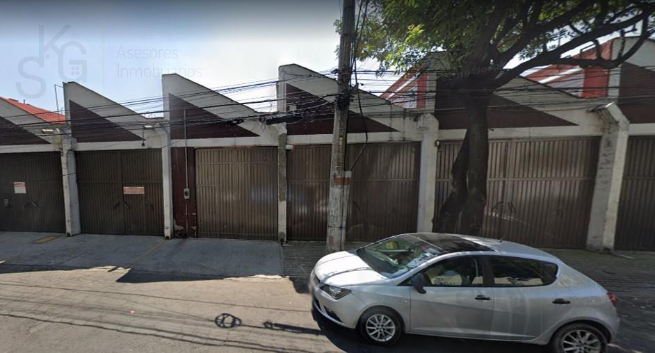 Foto Bodega Industrial en Renta en  Ahuehuetes Anahuac,  Miguel Hidalgo  SKG Asesores Inmobiliarios Renta Bodega de 629m2 en Anahuac