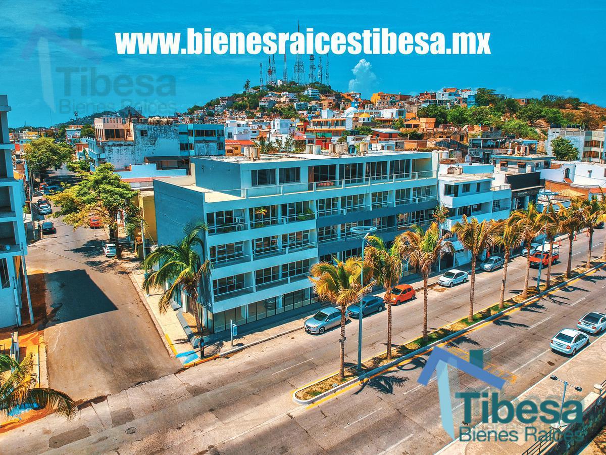 Foto Departamento en Venta en  Centro,  Mazatlán  Edifico Playa Mazatlan en Venta