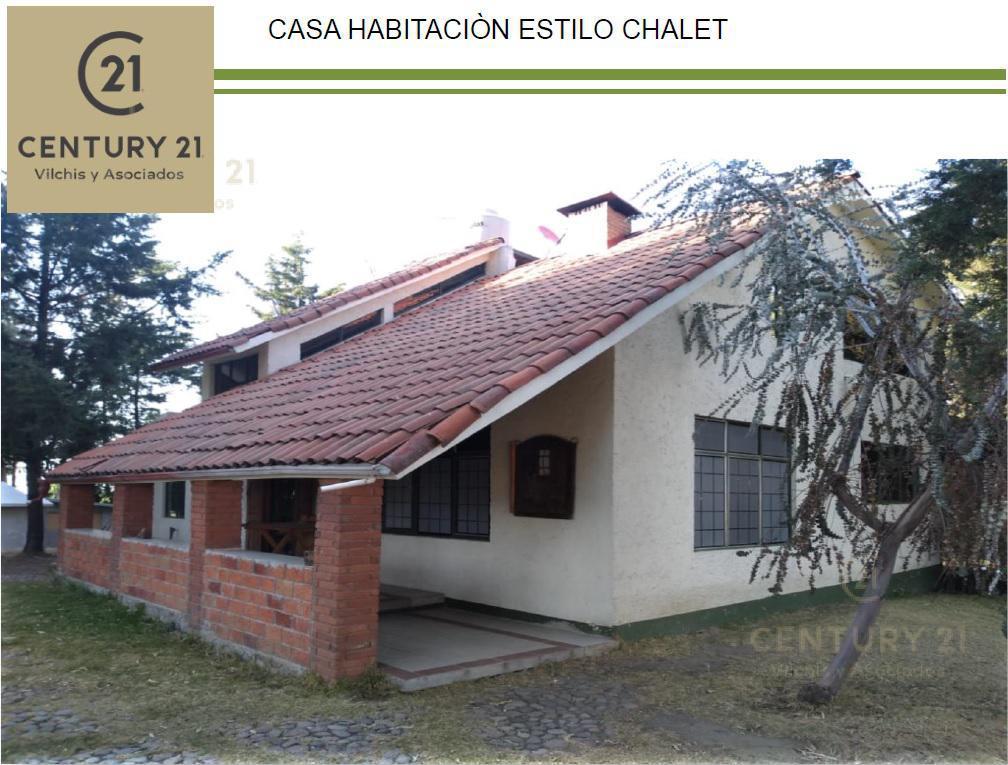 Foto Casa en Venta en  San Cristóbal Tecolit,  Zinacantepec          Calle Peñitas    ¡¡¡ GRAN OPORTUNIDAD !!! CASA Y TERRENO