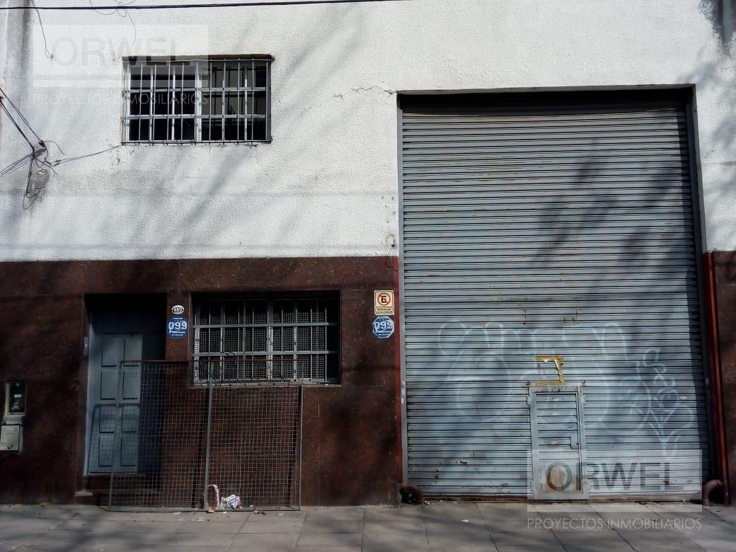 Foto Depósito en Alquiler en  Almagro ,  Capital Federal  Obrero Roberto Nuñez al 4300