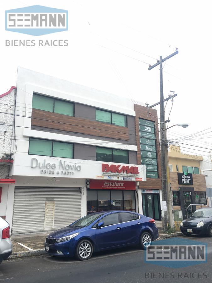 Foto Oficina en Renta en  fraccionamiento reforma,  Veracruz  Av. España