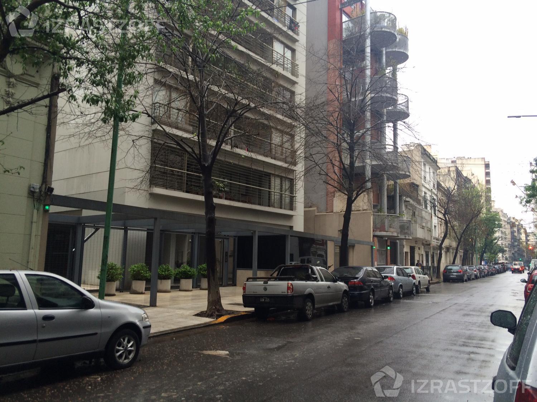 Departamento-Alquiler-Barrio Norte-Jean Jaures e/Mansilla y Paraguay
