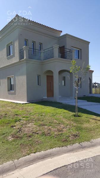 Foto Casa en Venta en  Santa Ines,  Countries/B.Cerrado (E. Echeverría)  Casa a estrenar en Santa Ines