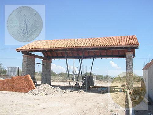 Foto Terreno en Venta en  Congregacion Hacienda Grande,  Tequisquiapan  Lotes en nuevo condominio